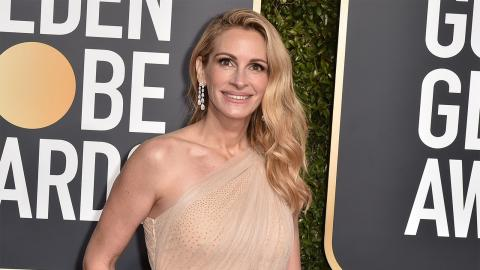 Julia Roberts Has Cut All Her Hair Off And She Looks Incredible