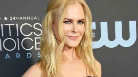 Nicole Kidman Just Changed Her Hairstyle And She Looks 20 Years Younger