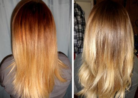 Theres A Simple Method For Colouring Your Hair At Home