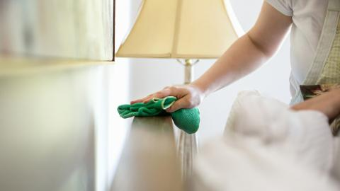 This Is Why You Should Stop Cleaning - For The Sake Of Your Health