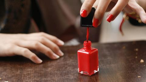 This Is What Happens To Your Body Just Hours After Painting Your Nails