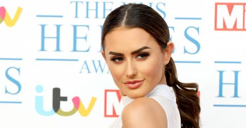 Amber Davies Looks Nothing Like You Remember After Complete Transformation