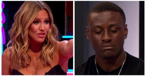 Sherif Lanre Reacts To Being BANNED From Love Island Reunion
