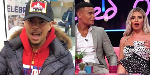 "Love Island's Megan Dubs Beau Wes A ""Little S**t"" As He Opts For This Surprising Style Change"