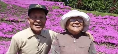 He Planted Thousands Of Flowers For His Blind Wife