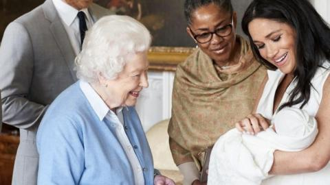 This Is The Real Reason The Queen Didn't Go To Archie's Christening