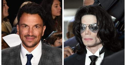 Peter Andre Defends Michael Jackson Over Child Sex Abuse Claims
