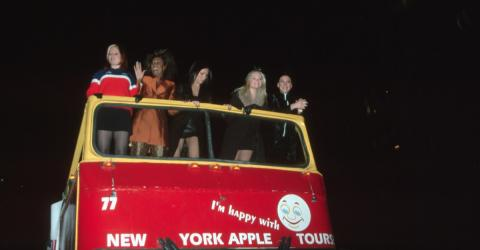 You Can Soon Stay The Night On The Original Spice Girls' Tour Bus