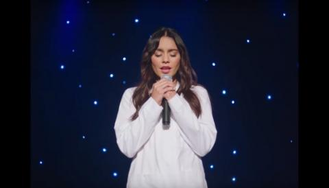 Vanessa Hudgens Pays Tribute To High School Musical In Her New Video... But There's A Twist