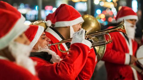 So Much For Christmas Spirit: Our Favourite Holiday Songs Are Designed With One Goal