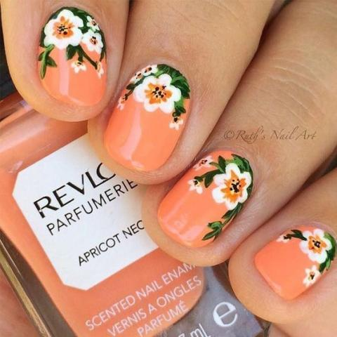 35 Springtime Manicure Inspirations To Celebrate The New Season