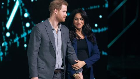 Royal Family: The Rules Meghan & Harry Will Have To Follow When The Royal Baby Is Born