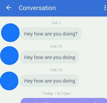 This Girl Had A Hilarious Reaction To A Guy That Wasn't Quite Getting The Message