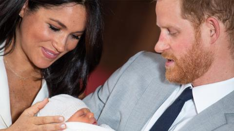 This Decision About Archie's Christening Has Upset Meghan Markle