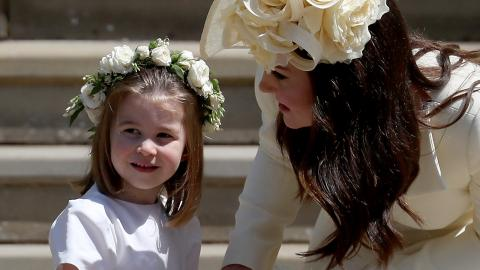 Princess Charlotte Has A Doppelganger - And Their Resemblance Is Seriously Uncanny