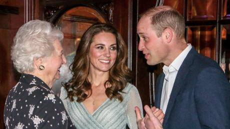 Kate And William Let Loose On Their Trip To Belfast!