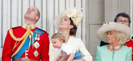 This Is The One Bad Habit Prince Louis Has Picked Up From His Uncle Prince Harry