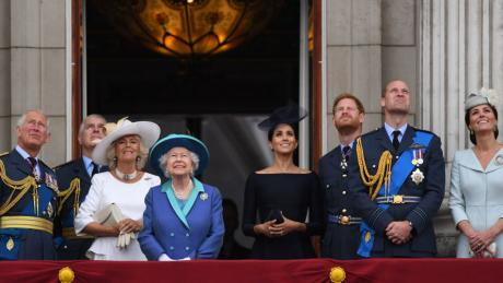 Buckingham Palace Confirms Another Divorce In The British Royal Family