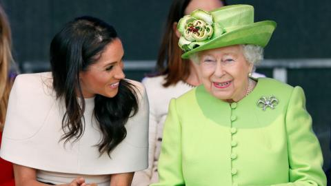Meghan Markle Received A Special Invitation From Queen Elizabeth For Her Birthday... And An Important Message