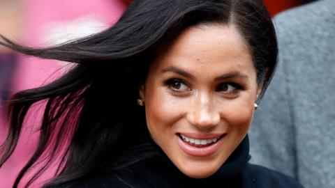 This Fellow Mum-To-Be Has Made A Very Surprising Request Of Meghan Markle...