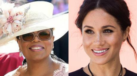 Oprah Winfrey Speaks Out To Defend Meghan Markle
