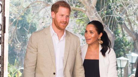 People Reckon This Is The Name Prince Harry And Meghan Markle Are Set To Give Their Baby
