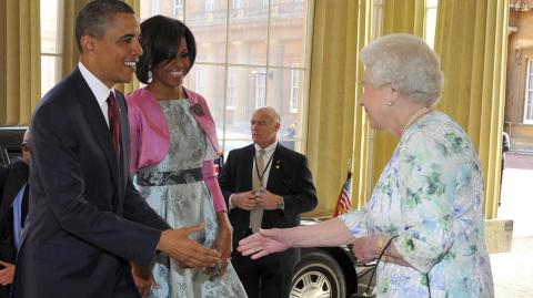 Michelle Obama Just Revealed Something Very Surprising About The Queen