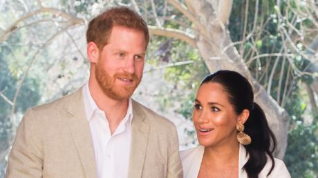 Meghan Markle And Prince Harry Are Looking For Someone New To Join Their Household
