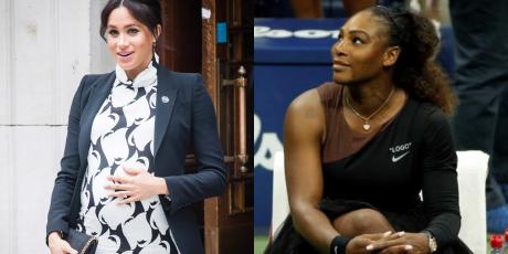 Serena Williams May Just Have Accidentally Revealed The Royal Baby's Gender