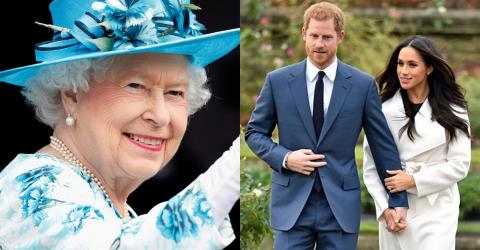 Royal Wedding: The Queen's Incredibly Generous Wedding Gift