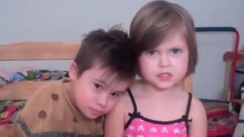 This Little Girl Has An Important Message For All Of Us About Her Adopted Brother