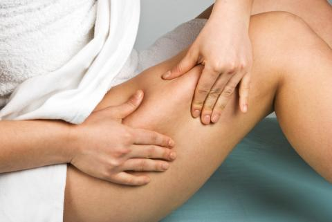 Essential Oils: The Anti-Cellulite Cure That Really Works