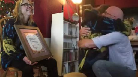 This Divorcee Was NOT Expecting This Gift From Her Ex-Husband