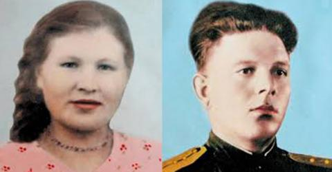 Torn Apart By War, This Couple Were Reunited After More Than 50 Years