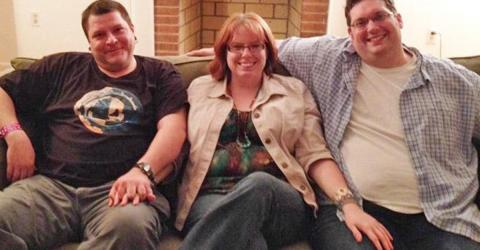This Woman Is Happily Married - And Has A Live-In Boyfriend