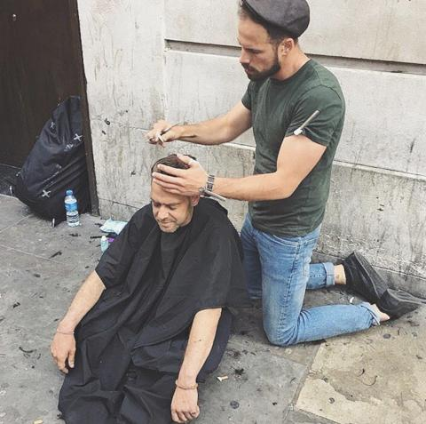 33++ Haircuts for homeless uk trends