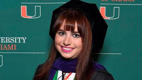 At 24, This Woman Has Just Become The First Lawyer Diagnosed With Autism In The US