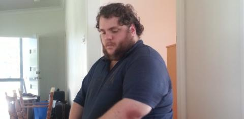 Devastated By His Mother's Suicide, This Man Began An Incredible Weight Loss Journey