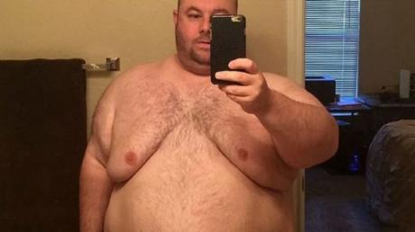 Broken Up With Due To His Size, He Turned His Life Around With A Spectacular Physical Transformation
