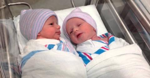 This Woman Had Twins... But Two Weeks Later Doctors Couldn't Believe What They Saw