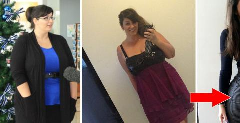 This Woman Lost 8 Stone - Whilst Eating Fast Food