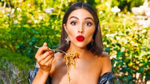 Good News Pasta Fans - This Study Suggests You're Healthier Than The Rest