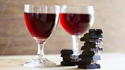 Why Red Wine And Chocolate Could Be The Answer To Staying Young