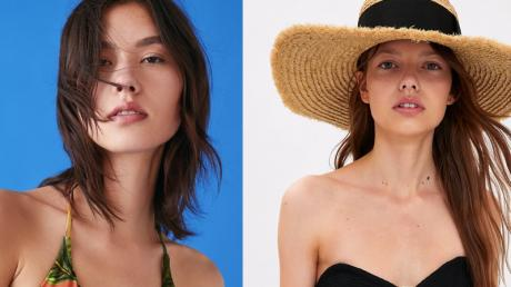 These Gorgeous Zara Swimsuits Are Flying Off The Shelves At Bargain Prices