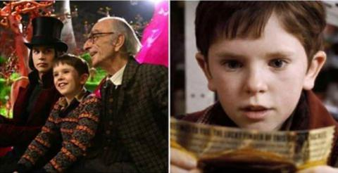 Throwback: Charlie From Charlie And The Chocolate Factory Has Changed A Lot!
