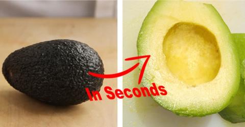 I Have Extra Time Now That I Use This Quick Trick To Peel My Avocados