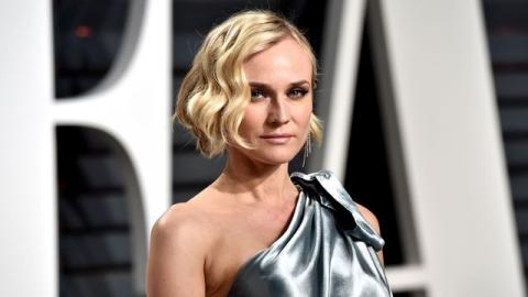 Diane Kruger Looks Unrecognisable With Her New Hairstyle