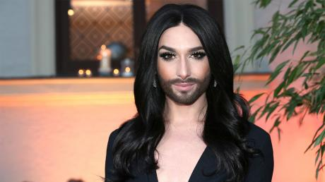 Conchita Wurst Has Unveiled A New Look - And She's Totally Unrecognisable!