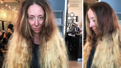 This Woman Goes Through A Miraculous 7 Hour Transformation Just Before Her Wedding!