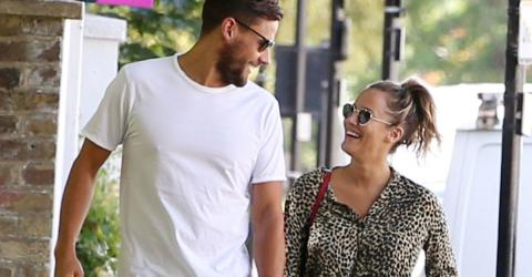 Are Caroline Flack And Andrew Brady Engaged AGAIN After Shock Split?